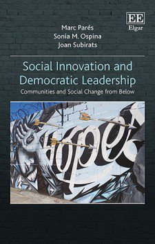 Social Innovation and Democratic Leadership book cover