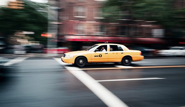 Upper East Side Taxis