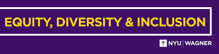Equity, Diversity & Inclusion Banner
