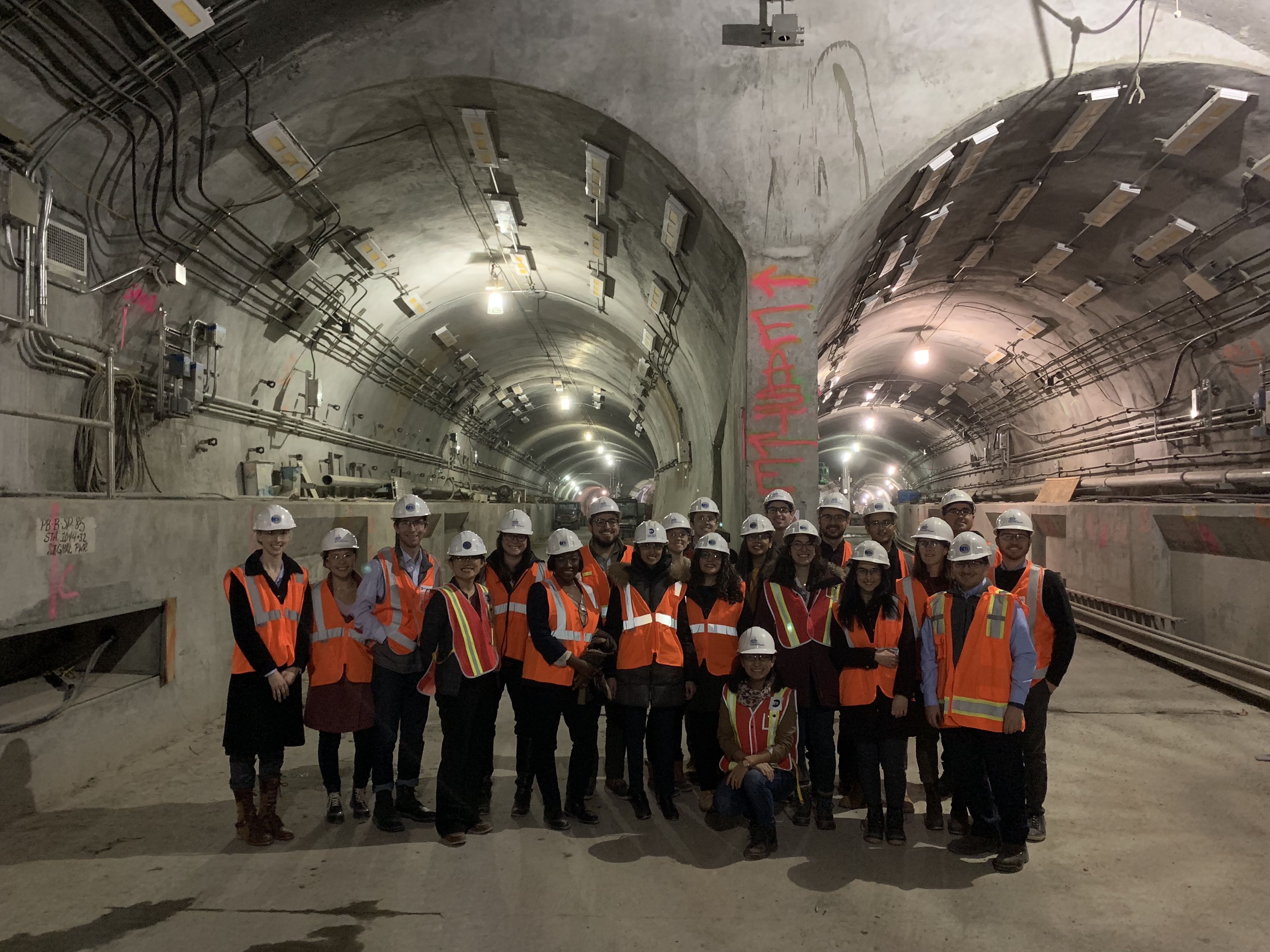 East Side Access Tour
