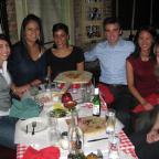 LA: Veronica Siranosian, Wendy Bernal, Neha Shah, David Weiner, Ivy Nguyen and Jenny O'Brian