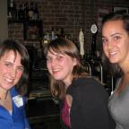 NYC: Kate Hansen, Madeline Maxwell, Elizabeth Alter