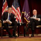 Gordon Brown, a current Member of Parliament, has been appointed NYU's inaugural Distinguished Globa