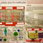 Mobilizing South Harlem. Project by Mary Berberian, Rossana Tudo, Anish Patel, Jonathan McGrath and