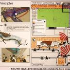 South Harlem Neighborhood Plan, Design Principles.  Project by Alex Derian, Hsiang Sheng Huang, Gabe