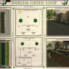 Harlem: A Neighborhood of Neighborhoods, Harlem Green Loop.  Project by Alda Chan, Tai Cooper, Josh