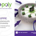 ASPIRE: Cybersecurity Scholarship, An Interdisciplianry Scholarship.  NYU Poly.