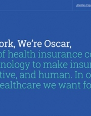 Innovations for Health - A Student Chat with Oscar Insurance