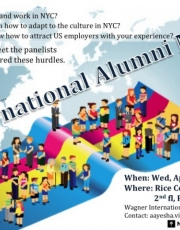 International Alumni Mixer