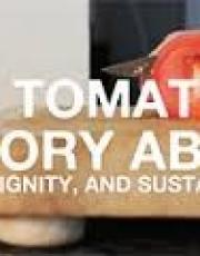 """Fair Tomatoes: A Story About Justice, Dignity and Sustainability"" short film screening and a Q&A with the film's directors"