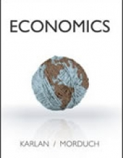 Economics, First Edition.