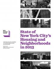 The State of New York City's Housing and Neighborhoods in 2013