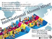 International Alumni Mixer