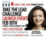 NYU Women: Take the Lead Challenge! Turning our Careers and Leadership Intentions Into Reality