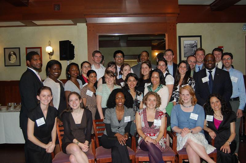 Fellowship for Emerging Leaders in Public Service Class of 2009