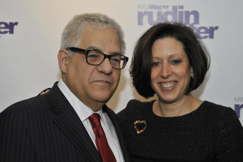 The NYU Rudin Center Breakfast for Excellence in Transportation, March 7, 2013.