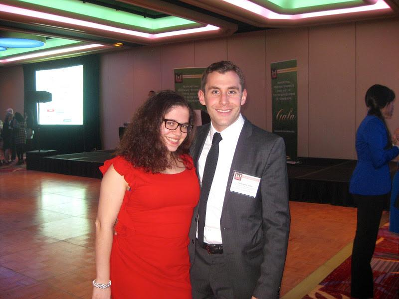 Christopher Nolan, NYU Wanger student and recipient of the NHHF 2012 Health Professional Student Sch