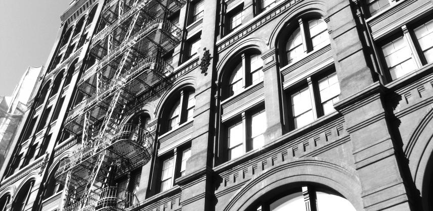 The Puck Building, home of NYU Wagner