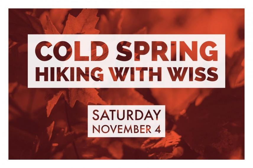 Cold Spring Hiking with WISS