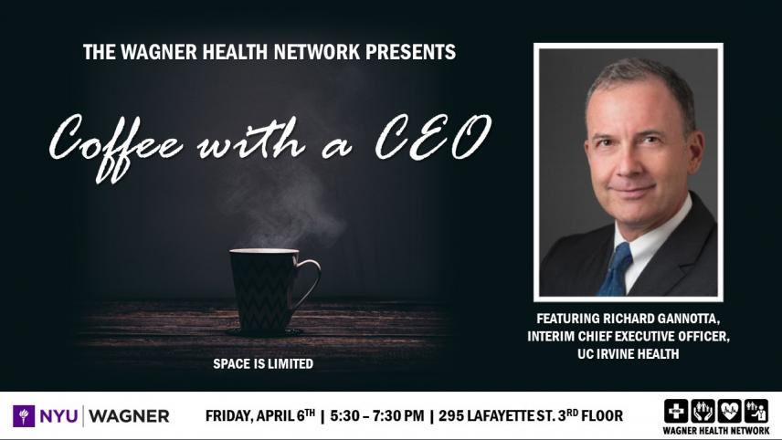 Coffee with a Healthcare CEO