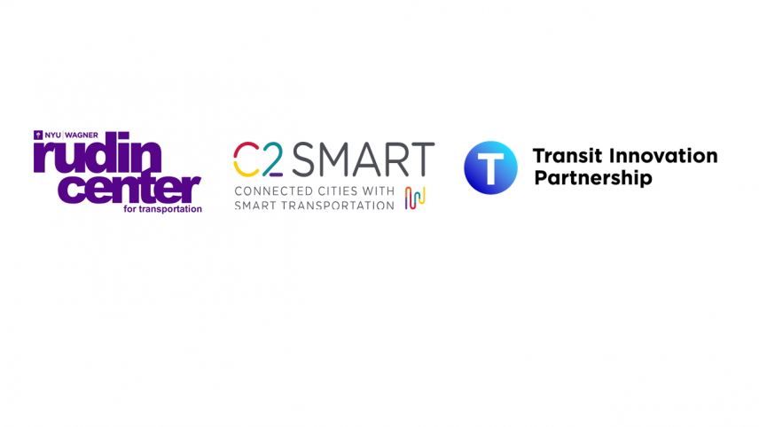 NYU Rudin Center for Transportation Policy & Management, C2SMART Transportation Center, Transit Tech Lab