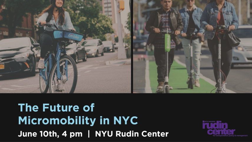 The Future of Micromobility in New York City