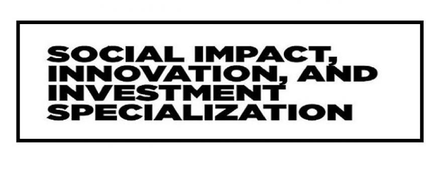 Social Impact, Innovation, and Investment Specialization