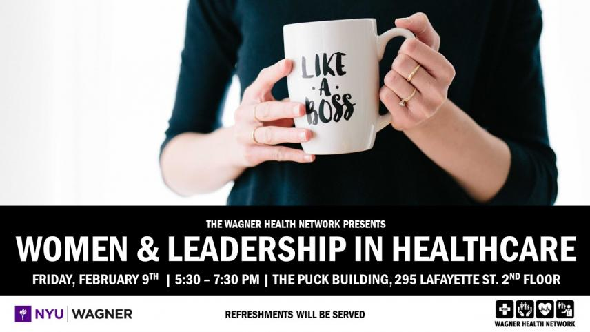 Women and Leadership in Healthcare