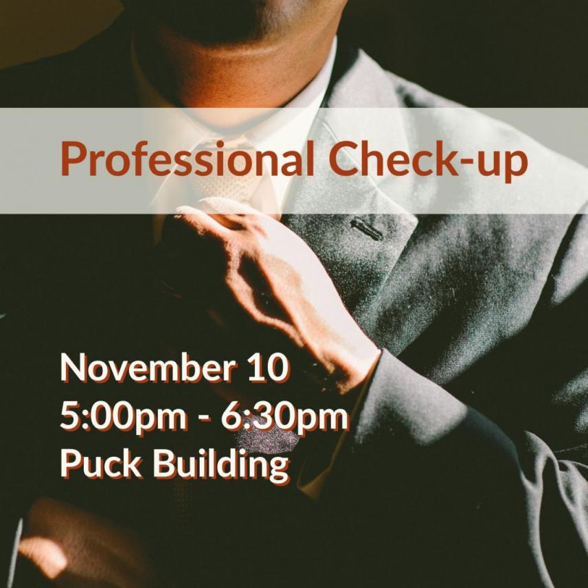 Professional Check-up