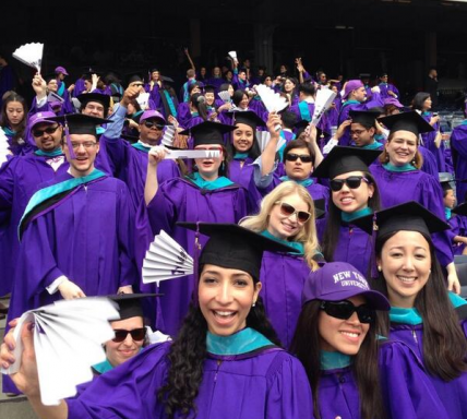 what to wear to nyu graduation