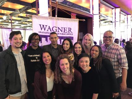 NYU Wagner Award Recipients