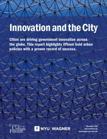 Top 15 Urban Policy Initiatives