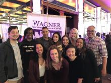 Wagner student award recipients