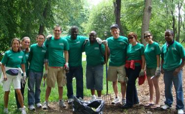The FELPS Day of Service in 2010 brought together friends, family and the FELPS community to honor f