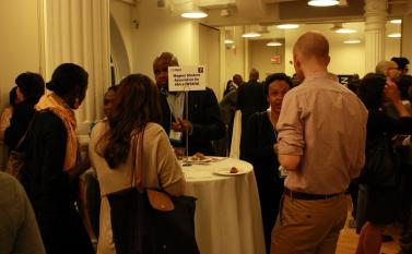 Diversity Matters Reception 2012