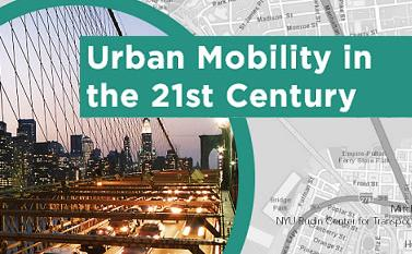 Urban Mobility in the 21st Century predicts rapid population growth in cities world-wide will lead t