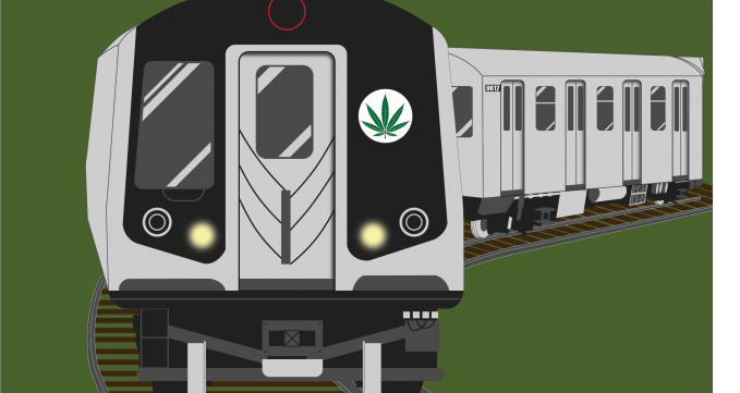 How to Save the Subway Fare with Cannabis