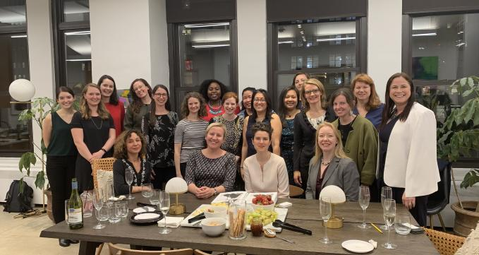 Women transportation leaders meetup