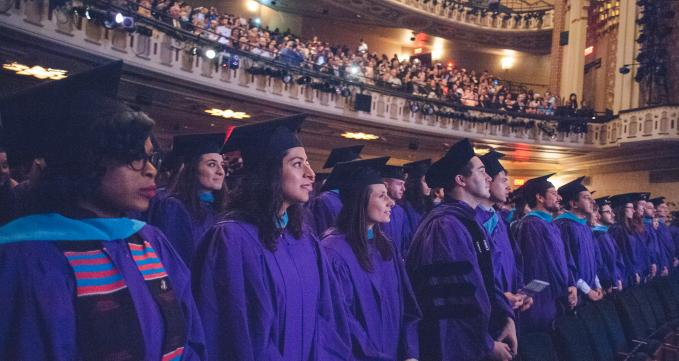 NYU Wagner Convocation