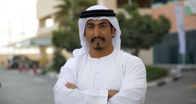 Headshot of Abdulla Alhussam